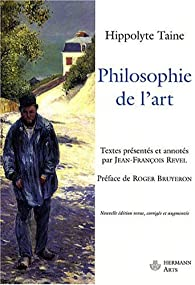 Philosophie de l'art par Hippolyte Adolphe Taine