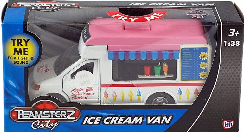 teamsters teamsterz ice cream van truck toy light and sound musical vehicle Barbie Toy Jeep Grand Cherokee