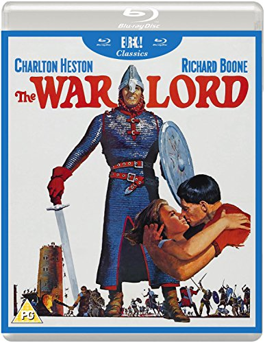 The War Lord (1965) [ NON-USA FORMAT, Blu-Ray, Reg.B Import - United Kingdom ]