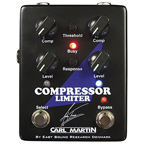 Compression Bass Guitar Effects
