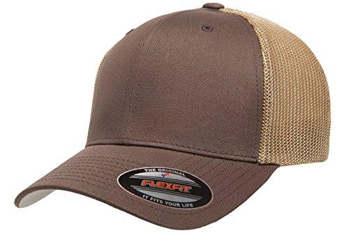 Flexfit 6511 Trucker Mesh Cap ()