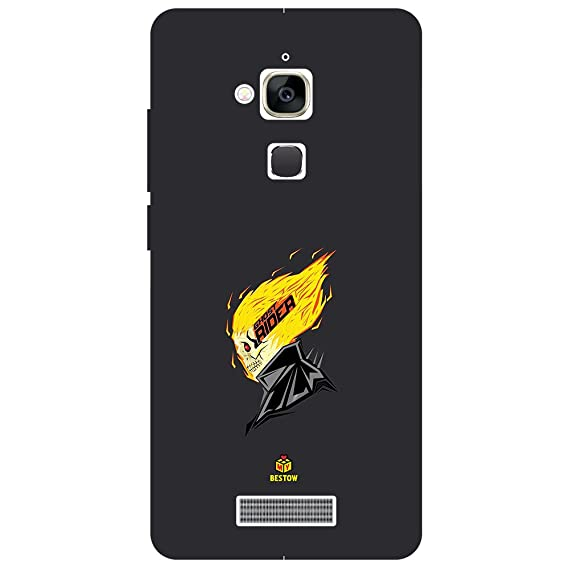 Ghost Rider 3 Mobile Back Case Cover For Asus Zenfone 3 Max