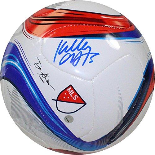 MLS EE. UU. Fútbol Kelley o 'hara firmado Adidas Conext15competencia Logo balón de fútbol