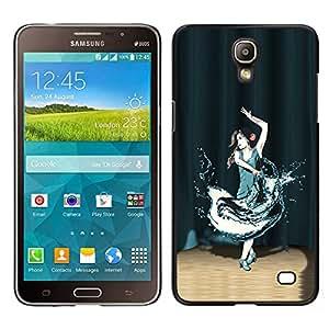 """For Samsung Galaxy Mega 2 , S-type Danza en primer plano"""" - Arte & diseño plástico duro Fundas Cover Cubre Hard Case Cover"""