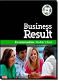 Business Result Pre-Intermediate, David Grant and Robert McLarty, 019474809X