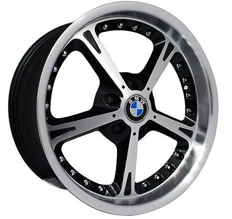 Amazon Com Bmw Z3 18 Inch Hyper Black Deep Dish Wheels Wheels Rims