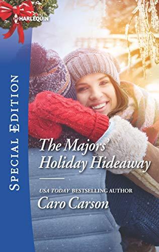 The Majors' Holiday Hideaway (American Heroes)
