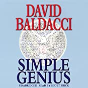 Simple Genius | David Baldacci