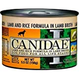 Canidae Canidae All Life Stages Lamb and Rice Formula Canned Dog Food 5.5 oz cans / case Canned Food