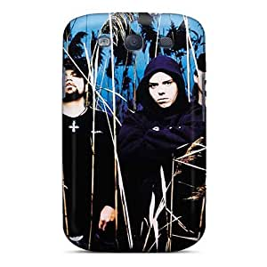 Great Hard Phone Case For Samsung Galaxy S3 (auJ20057HrfK) Allow Personal Design Fashion God Forbid Band Image