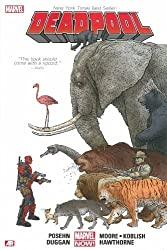 Deadpool by Posehn & Duggan Volume 1 by Dugan, Gerry, Posehn, Brian (2014) Hardcover