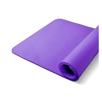Doble Estera de Yoga, alargamiento, ensanchamiento, Gimnasia ...