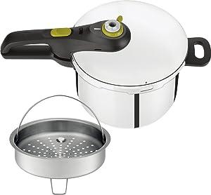 """T-fal pressure cooker saucepan """"secure Neo"""" (6L) P2530744"""