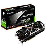 Gigabyte AORUS GeForce GTX 1080 8G 11Gbps Graphic Card - GV-N1080AORUS-8GD