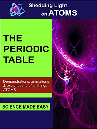 Shedding Light on Atoms The Periodic Table (Non Metals On The Periodic Table Of Elements)