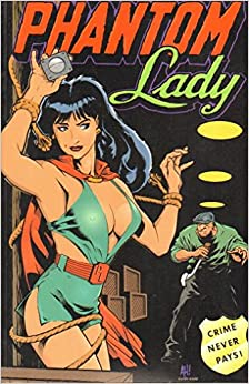 Phantom Lady: Matt Baker: 9781885730022: Amazon.com: Books