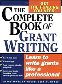 Book how to write a grant proposal help with my geology annotated bibliography