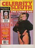Celebrity Sleuth (Rachel Williams, Claudia Schiffer, Naomi Campbell, /Ass*Tounding, Volume 9 # 5)