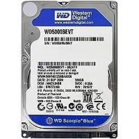 500GB 2.5 SATA Hard Drive Western Digital WD5000BEVT