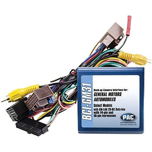 PAC BCI-GM31 Backup Camera Interface for GM(R) Vehicles with Navigation Radios - Backup Camera Interface