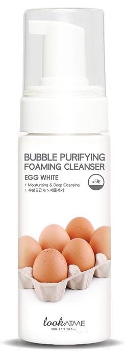 Top 8 Food Egg Face Wash