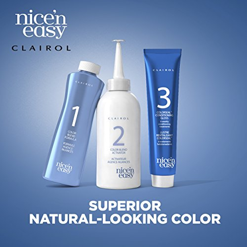 Clairol Nice 'N Easy Hair Color 112 B Natural Radiant Auburn 1 Kit (Pack of 12) by Clairol (Image #8)