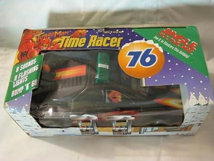Turbo Man Time Racer 76 Jingle All The Way