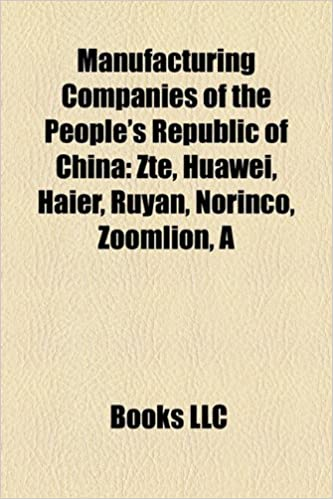 Manufacturing companies of the People's Republic of China: Huawei