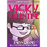 Vicky Finds a Valentine (Bird Brain Books Book 6)