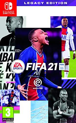 FIFA 21: Legacy Edition (Nintendo Switch) – NL versie