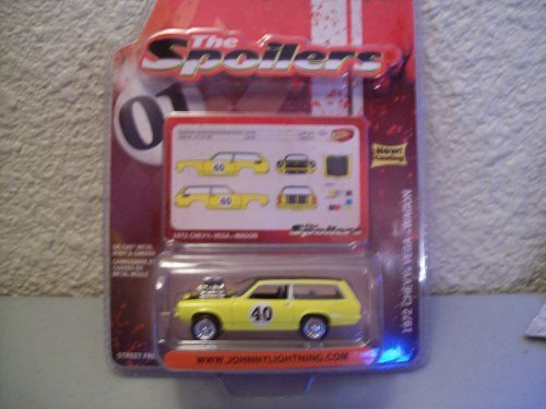 Johnny Lightning Street Freaks R25 1972 Chevy Vega Wagon