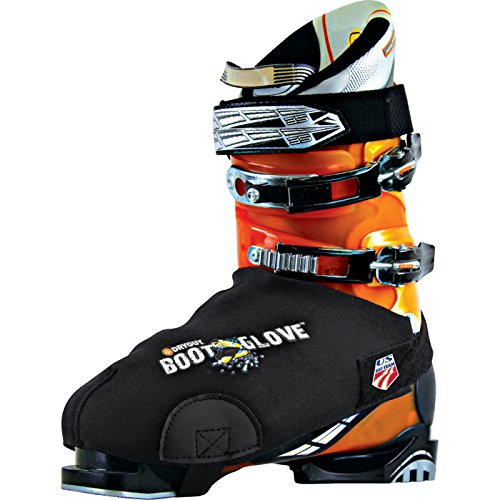 DryGuy BootGlove Boot Covers,Black,Medium
