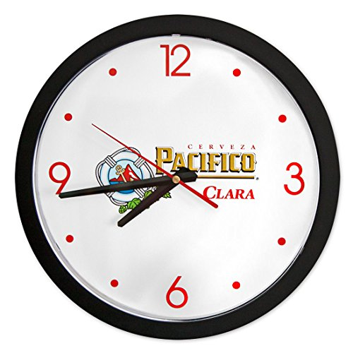 Pacifico Clara White Wall Clock for sale  Delivered anywhere in USA