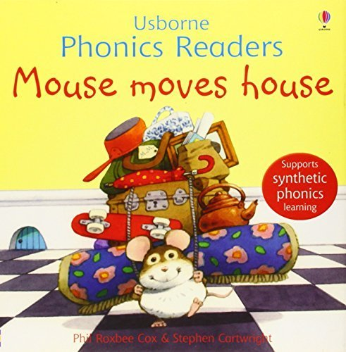 Mouse Moves House by Cox (2006-01-01) -