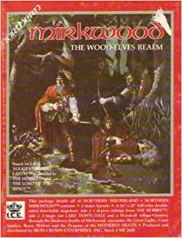 Book Northern Mirkwood : The Wood Elves Realm by John D. Ruemmler (1983-08-02)