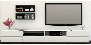 modern tv stand. modern tv stand in white and black tv