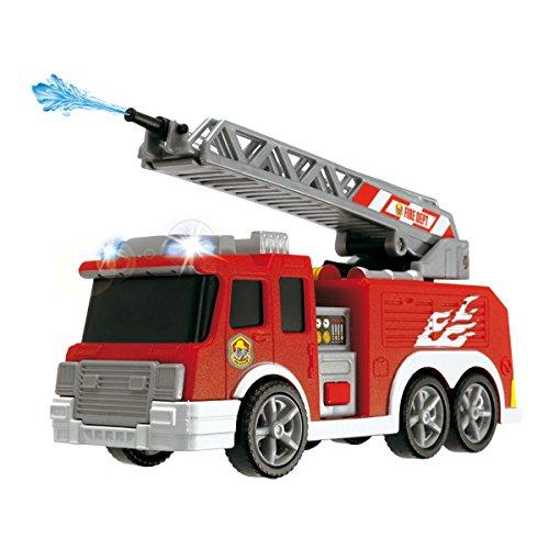 Logitoys - Camion Pompier Lumière Et Son