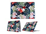 Yunqir Multi-Functional Colorful Flower Printing Protection Cover Skin Shell for Apple Pro 13(A1278)