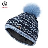 Bogner Fire + Ice Kaira Womens Hat - One Size/Indigo