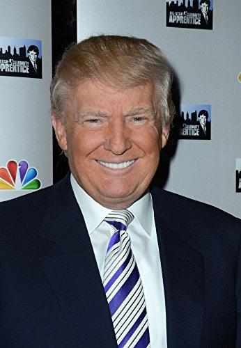 Donald Trump In Attendance For Melania Trump Skin Care Line Promotion Canvas Art