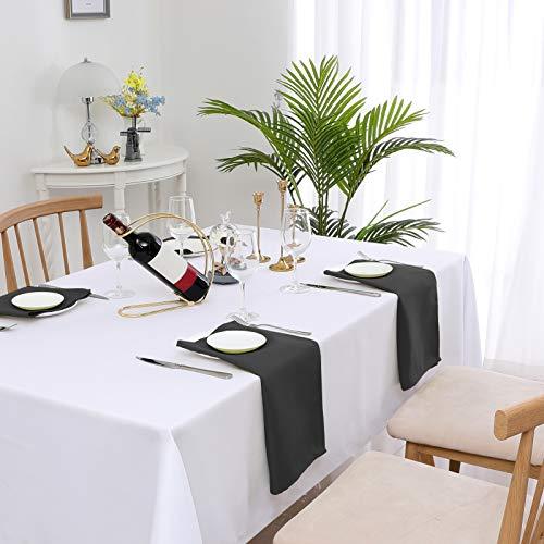 Egyptian Cotton Cloth Dinner Table Napkins,Taupe Restaurant// Wedding Ceremony