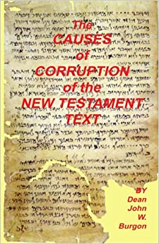 Book Causes of Corruption of the New Testament Text