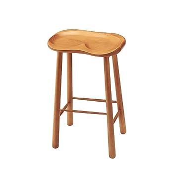 Toll YGR Dengzi Farbe Stuhl Modernen Minimalistischen Massivholz Hause Esszimmer  Hocker Make Up Hocker Kreative Ass
