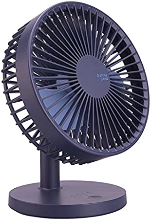 COOLER Mini refrigerador de Aire Oscilante Ventilador de Mesa de ...