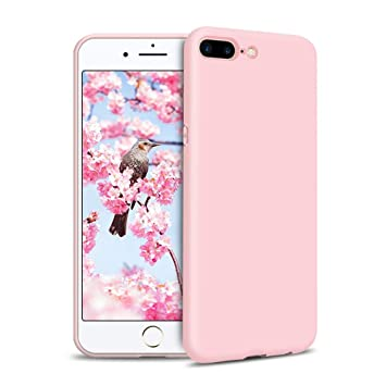 Funda para iPhone 7 Plus/iPhone 8 Plus Carcasa Silicona ...