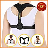 ADOKA Best Posture Corrector for Women and Men, Boys, Girls, Kids - Best Adjustable Posture Brace for Improve Bad Posture - Perfect Upright Posture Corrector Shoulder Plus Size Device
