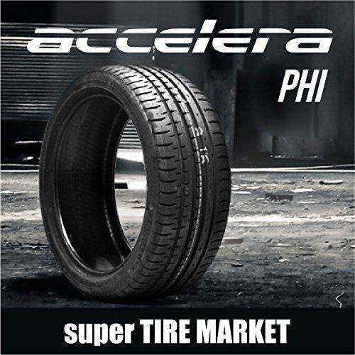 アクセレラ PHI 255/30R21 95W XL 新品サマータイヤ B0796S68ZV