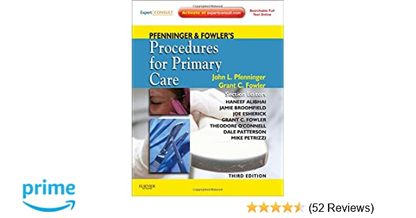 PROCEDURES FOR PRIMARY CARE EBOOK