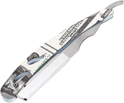 Afeitadora manual, soporte para afeitadora portátil plegable de ...