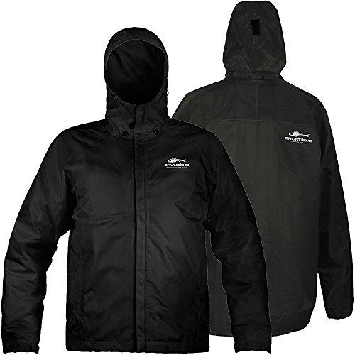Grundens Gage Weather Watch Jacket - Black - 2XL by Grundéns